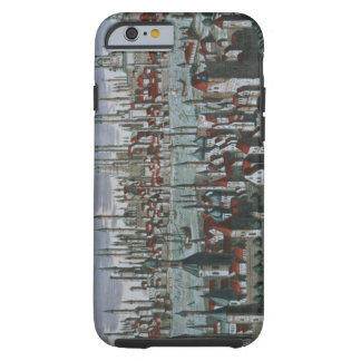 Panoramic view of Constantinople, late 18th centur Tough iPhone 6 Case