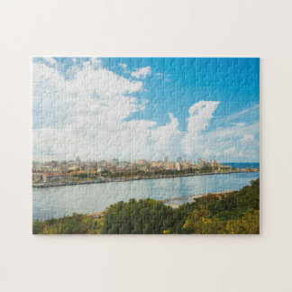 Panoramic View Of Havana, Cuba Jigsaw Puzzle