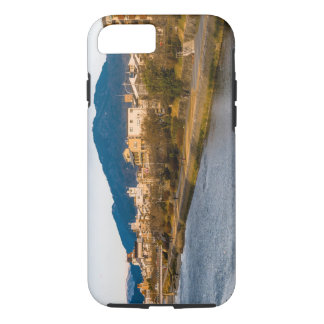 Panoramic view of Kamo River in Kyoto iPhone 7 Case