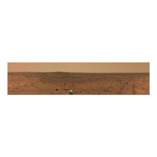Panoramic view of Mars 4 Photo Print