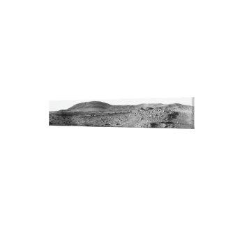 Panoramic view of Mars 6 Canvas Print
