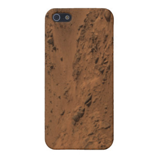 Panoramic view of Mars 7 iPhone 5/5S Covers