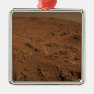 Panoramic view of Mars 7 Christmas Ornament