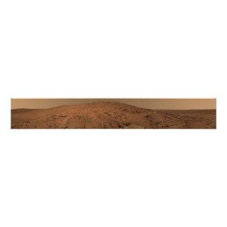 Panoramic view of Mars 7 Photographic Print