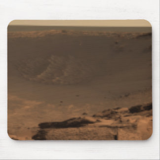 Panoramic view of Mars 9 Mouse Pad