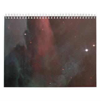Panoramic View of Orion Nebula Reveals Calendar