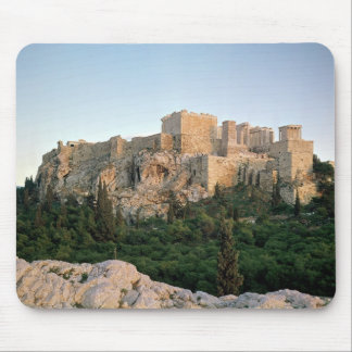Panoramic view of the Acropolis Mouse Pad