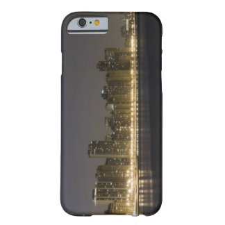 Panoramic view of the north side of Chicago at Barely There iPhone 6 Case