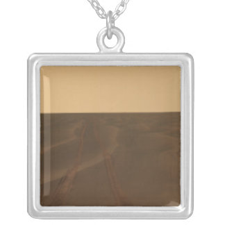 Panoramic view of the plains of Meridiani Necklace