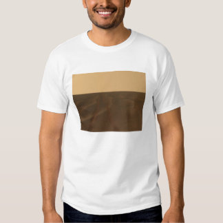 Panoramic view of the plains of Meridiani T-Shirt