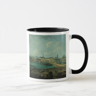 Panoramic View of Tours, 1787 (oil on canvas) Mug