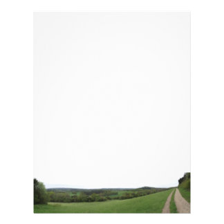 Panoramic View Stationery Letterhead