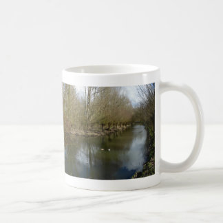 Panoramic Willows Mug