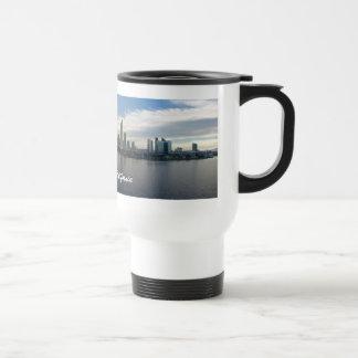 Panorámico de la taza de San Diego