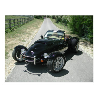 Panoz AIV Roadster Postcard