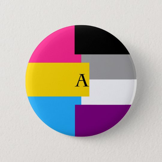 What does panromantic asexual mean