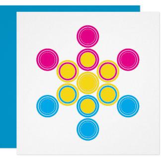panSacred circles Card