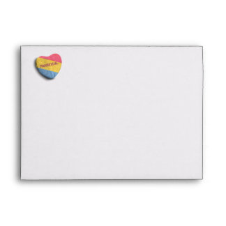 PANSEXUAL CANDY ENVELOPES