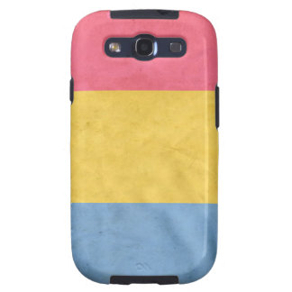 PANSEXUAL SAMSUNG GALAXY SIII COVER