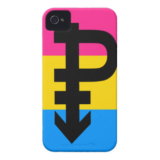 Pansexual Flag iPhone 4 Case