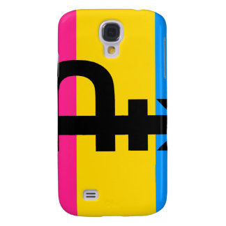 Pansexual Flag Samsung Galaxy S4 Cover