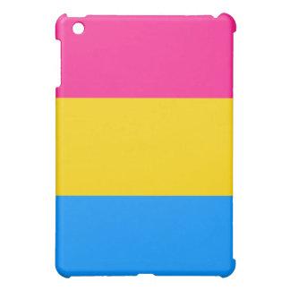 Pansexual flag iPad mini case