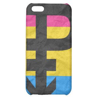 Pansexual Flag iPhone 5C Cases