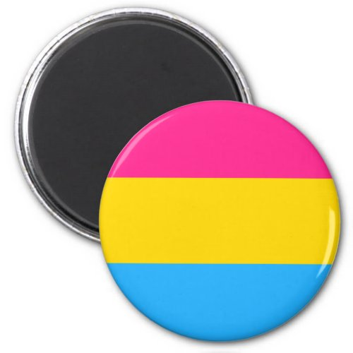 Pansexual Flag Magnet