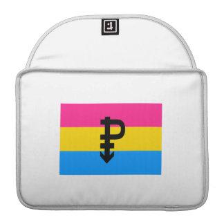 PANSEXUAL FLAG ORIGINAL SLEEVES FOR MacBooks
