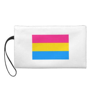 PANSEXUAL FLAG STRIPES WRISTLET