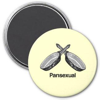 Pansexual - fridge magnets