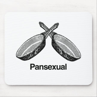 Pansexual - mouse pad