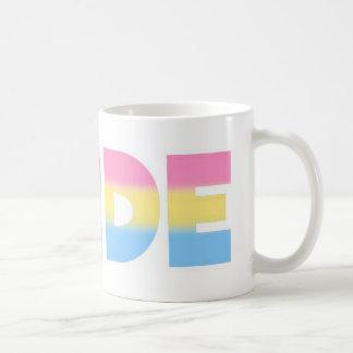 Pansexual/Omnisexual Pride Coffee Mug