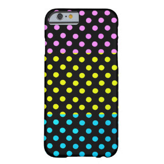 Pansexual Polka Dots LGBT Pride Barely There iPhone 6 Case