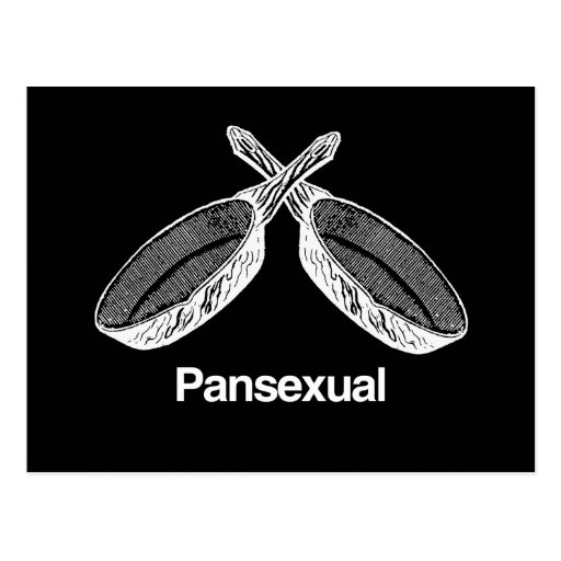 Pansexual - post cards