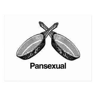 Pansexual - postcards