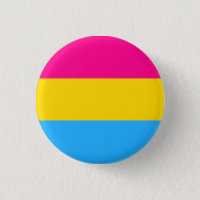 """""""PANSEXUAL PRIDE FLAG"""" 1.25-inch"""