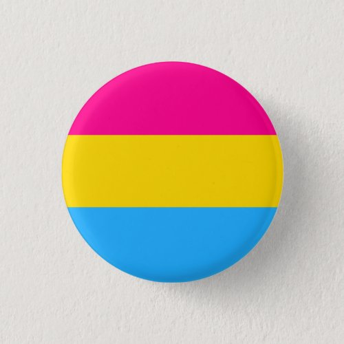 PANSEXUAL PRIDE FLAG 125_inch Pinback Button