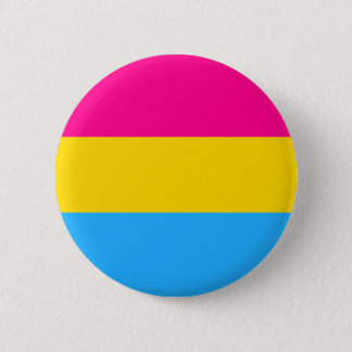 """PANSEXUAL PRIDE FLAG"" 2.25-inch Pinback Button"