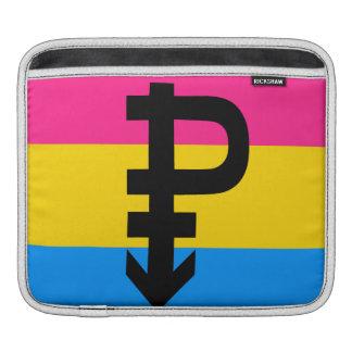 PANSEXUAL PRIDE FLAG iPad SLEEVE