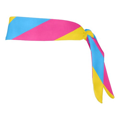 Pansexual Pride Headband