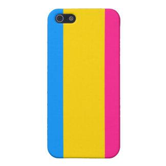 Pansexual Pride iPhone case