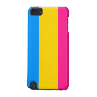 Pansexual Pride iPod Touch case
