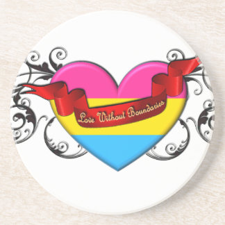 Pansexual Pride: Love Without Boundaries Coaster