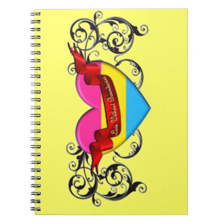 Pansexual Pride: Love Without Boundaries Notebook