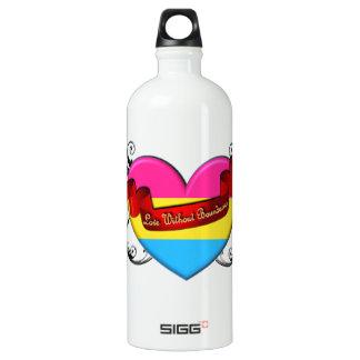 Pansexual Pride: Love Without Boundaries SIGG Traveler 1.0L Water Bottle