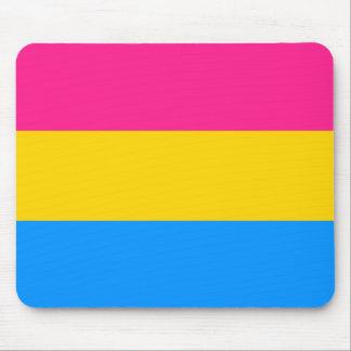 Pansexual Pride mousepad