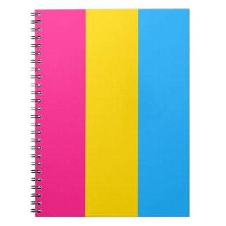 Pansexual Pride Notebook