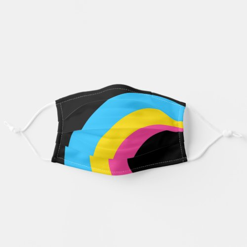 Pansexual Rainbow Flag Cloth Face Mask