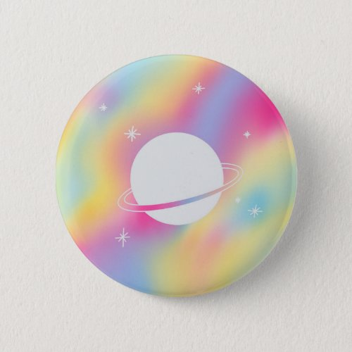 Pansexual Space Pin